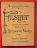 Falstaff: Preparation and Insights