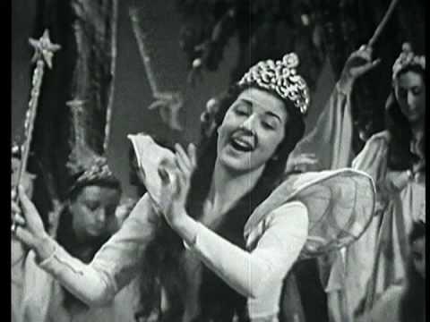 A young Anna Moffo as Nannetta