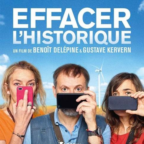 """Au cinéma : """"Arrêter l'historique"""""""