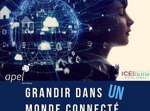 Affiche_Grandir_dans_un_monde_connecté_