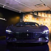 Ferrari Roma Private view