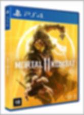 Mortal Kombat 11 Br - PS4