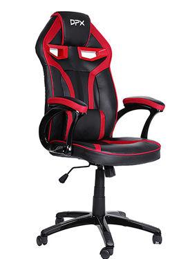 Cadeira Gamer Preta Reclinável e Giratór