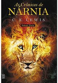Livro - As crônicas de Nárnia - volume ú