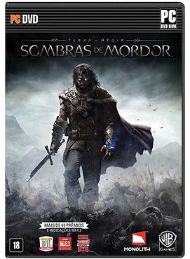 Game - Terra Média Sombras de Mordor - P