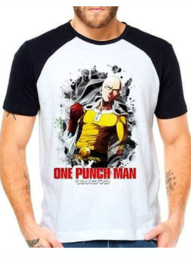 Camiseta Anime One Punch Man Saitama.jpg