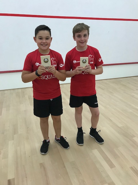 Junior Squash Trophies