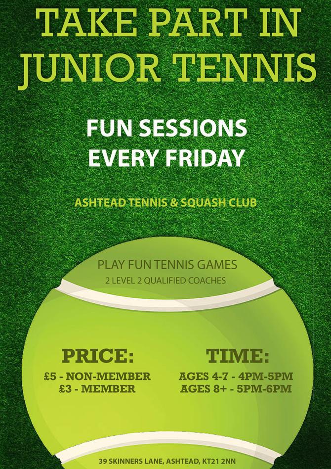 Junior Club Session