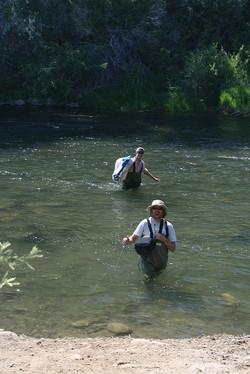 River Sampling