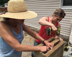Power Tools Women's Carpentry Class