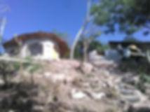 Two cabins at Mambo-Mambo