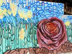 mural on wedekind