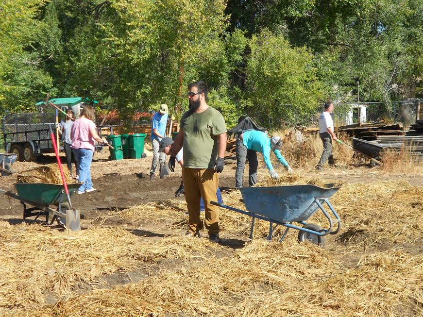 Patagonia volunteer day
