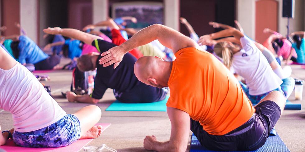 Ausgleichsgymnastik für den ganzen Körper