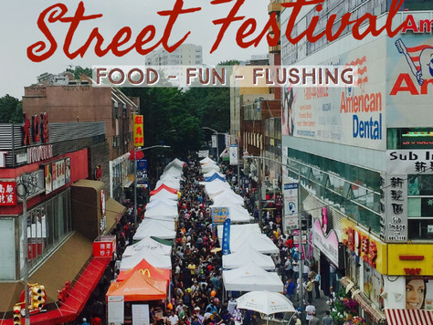 The 6th Annual Street Festival is on Saturday, September 14, 2019. Come to secure your booth space t
