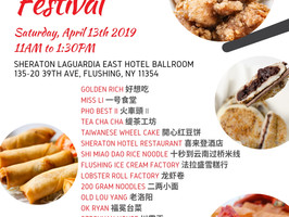 Tomorrow is the Flushing Food Festival