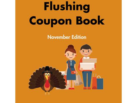 2019 Coupon Book, November Edition