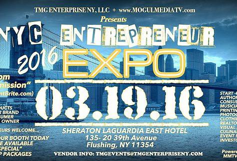 NYC Entrepreneur 2016 EXPO