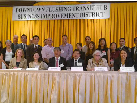 Flushing BID Fiscal Year 2016 Annual Meeting