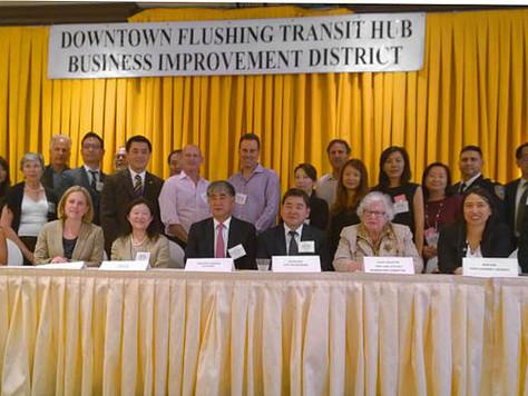 Flushing BID Fiscal Year 2016 Annual Meeting