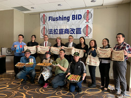 A taste of the 2020 Flushing Food Festival