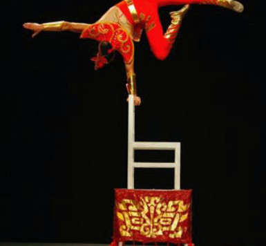New Shanghai Circus/新上海雜技團演出