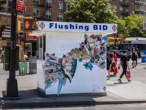 Hudson Yard To Flushing
