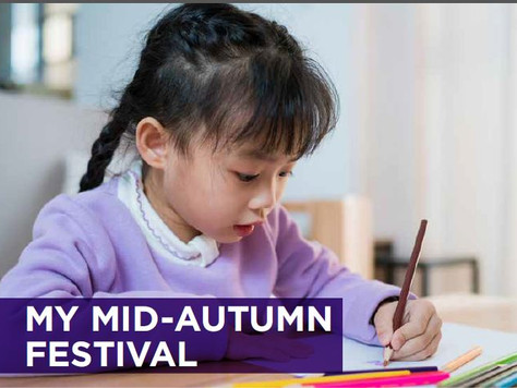 My Mid-Autumn Festival Drawing Contest
