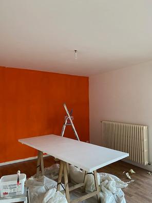 Orange couleur d'ACCEPT