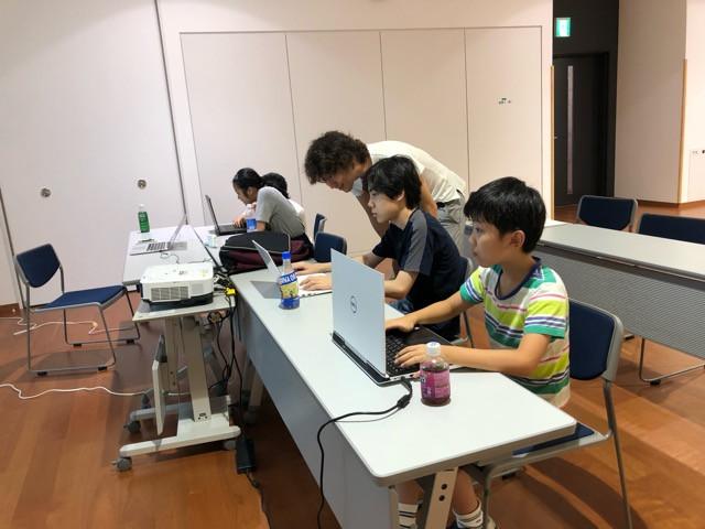 まちの先生プロジェクト プログラマーから学ぼう〜基礎編③〜 開催報告