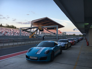 Porsche Festival 2017 & Porsche Sport Challenge
