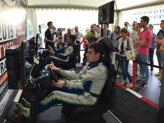 Автосимуляторы RaceRoom DTM Experience на SuperCar Show