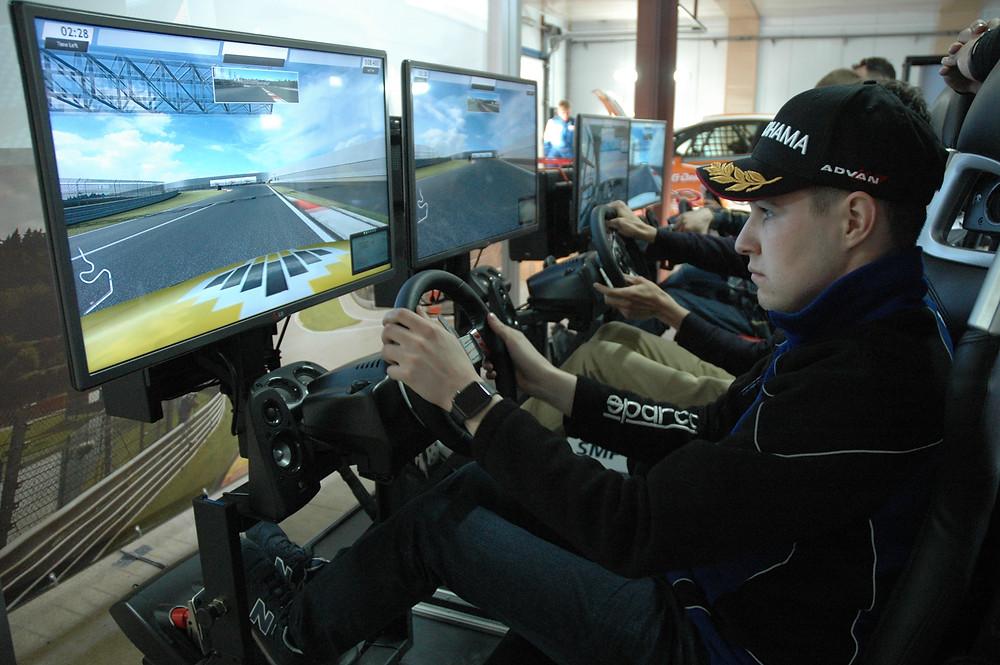 #SMP #РСКГ #RaceRoom #гонки #автоспорт