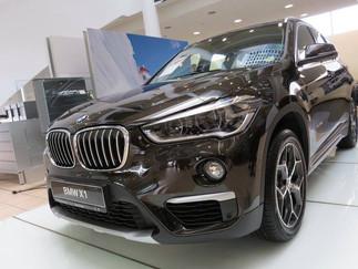 В АВТОDOM на 51км МКАД состоялась презентация нового BMW X1