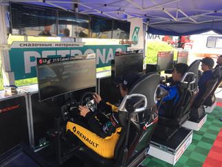 Чемпионат Petronas на этапе РСКГ в Смоленске