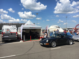 Moscow Classic Grand Prix на Moscow Raceway