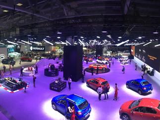 Московский Международный Автосалон 2018 в Крокус Экспо