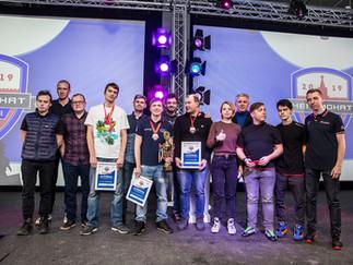 Чемпионат Москвы по компьютерному спорту