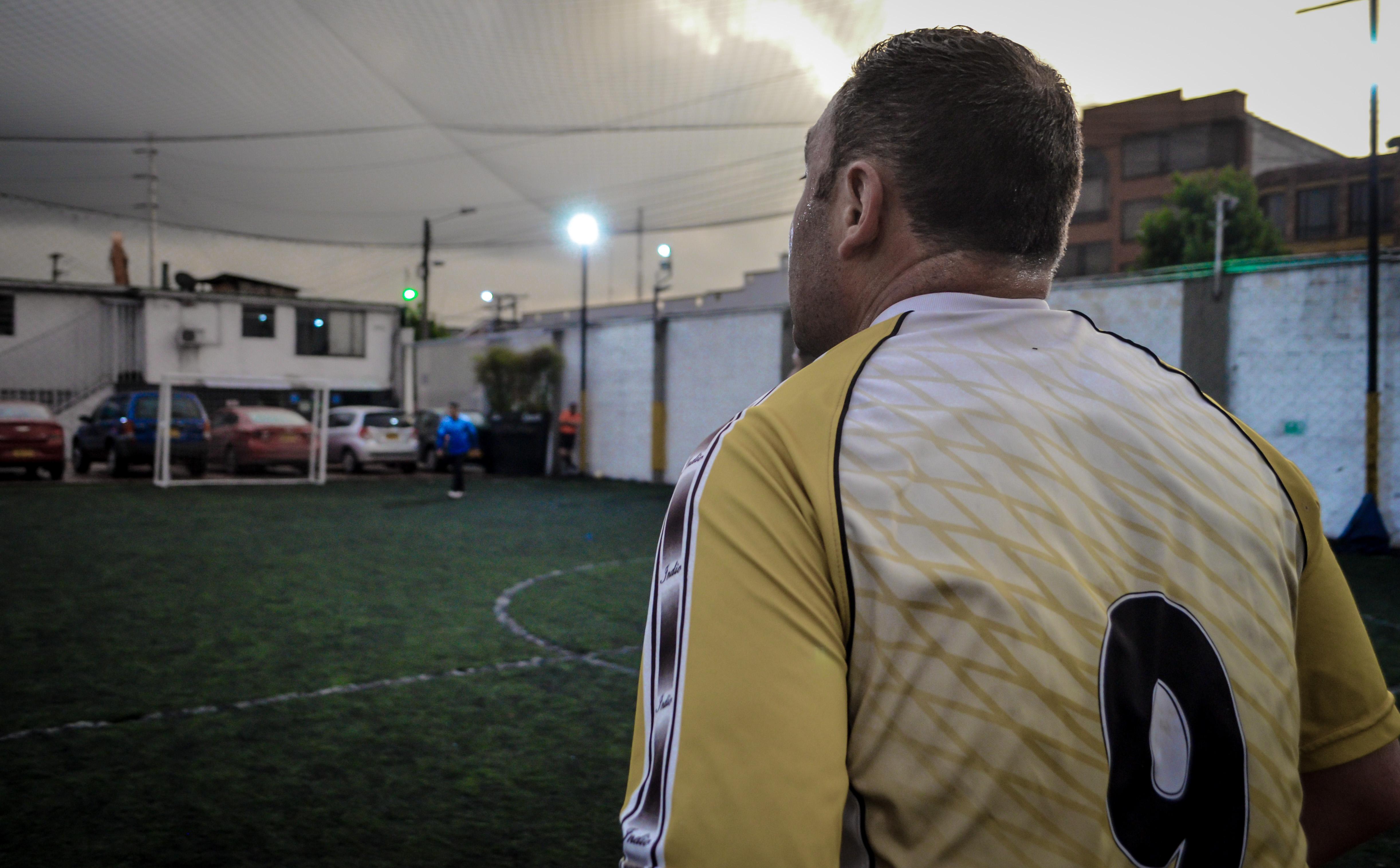 Fútbol Bogotá