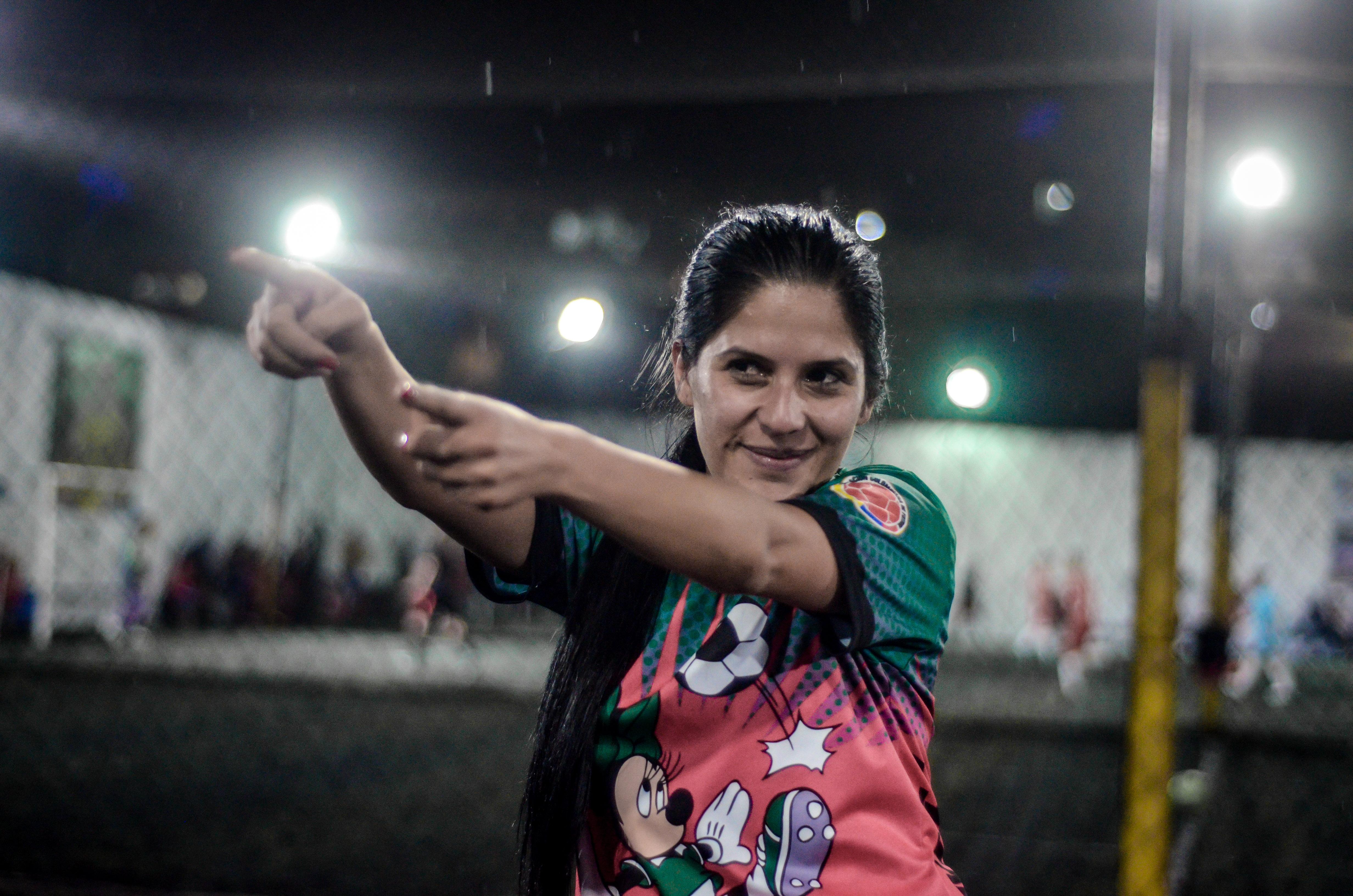 Fútbol femenino Bogotá