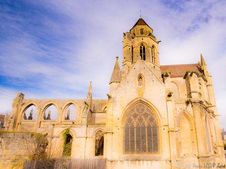 Eglise Saint-Etienne-le-Vieux de Caen