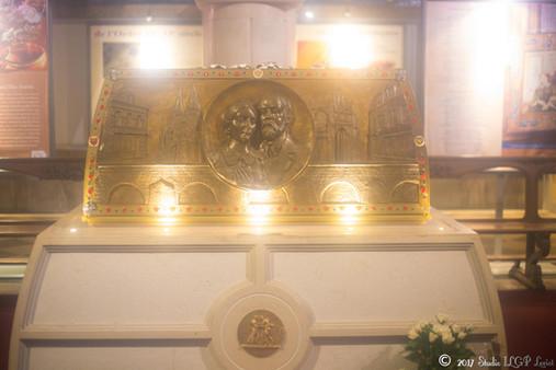 Basilique Sainte-Thérèse de Lisieux