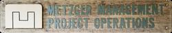 Metzger Sign1