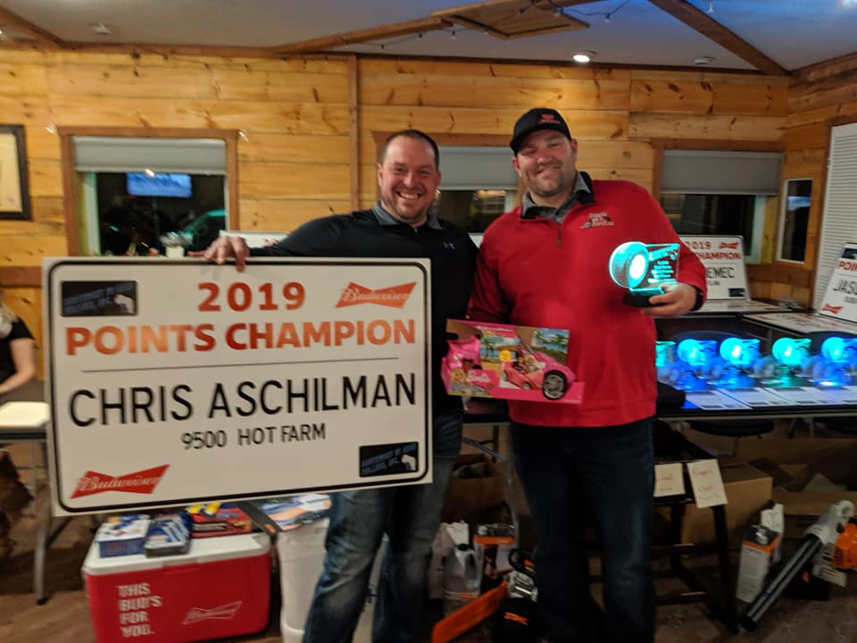 Hot Farm Points Winner