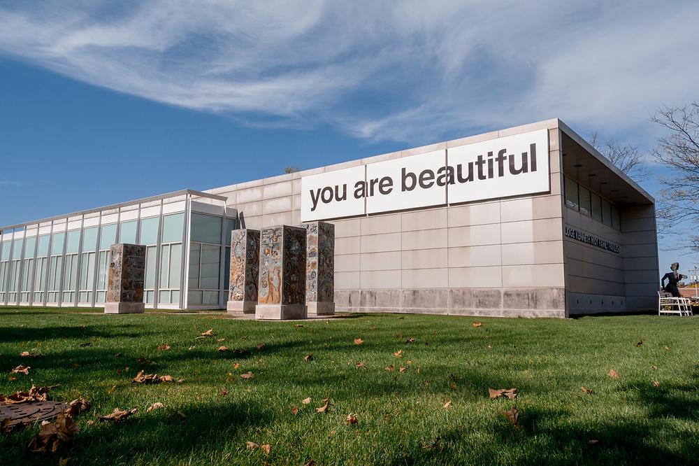 Matthew Scott loves the Elmhurst Art Museum