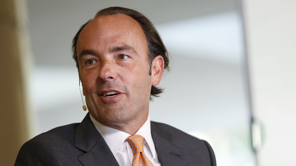 Kyle Bass goes in big on Hong Kong currency
