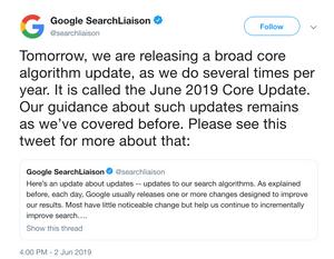 Anthony Davian on Google's algo tweak