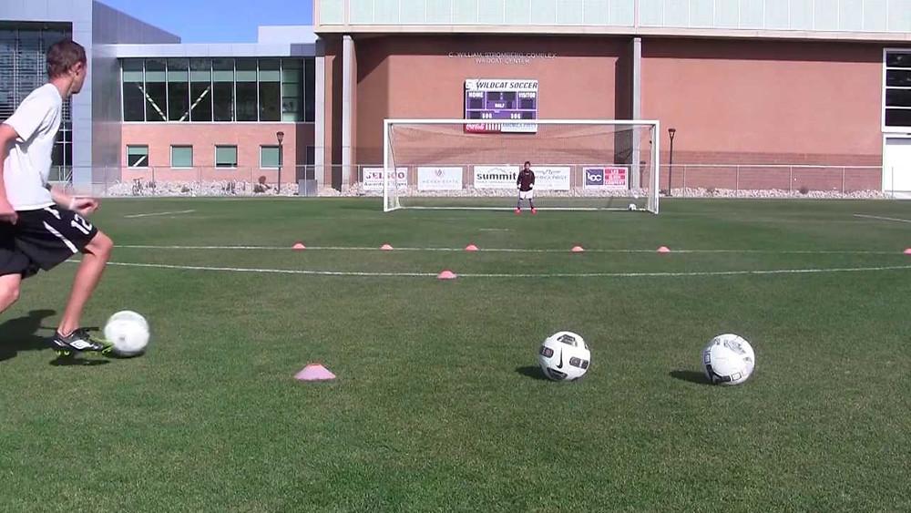 Greg Harriman Soccer Drills for Home
