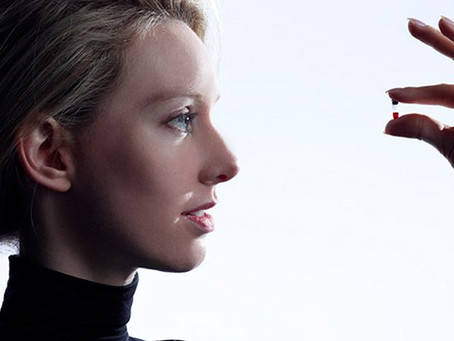 Theranos lessons by Gray Matter Group