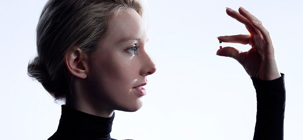 Elizabeth Holmes fraud Gray Matter Group